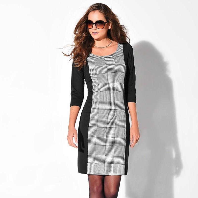 Šaty z úpletu Milano