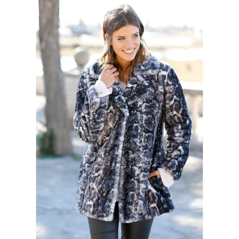 Kabát měkký