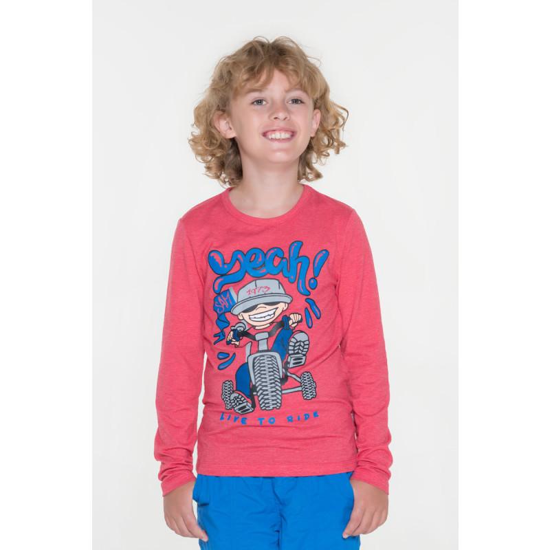 Chlapčenské tričko s potlačou Sam 73