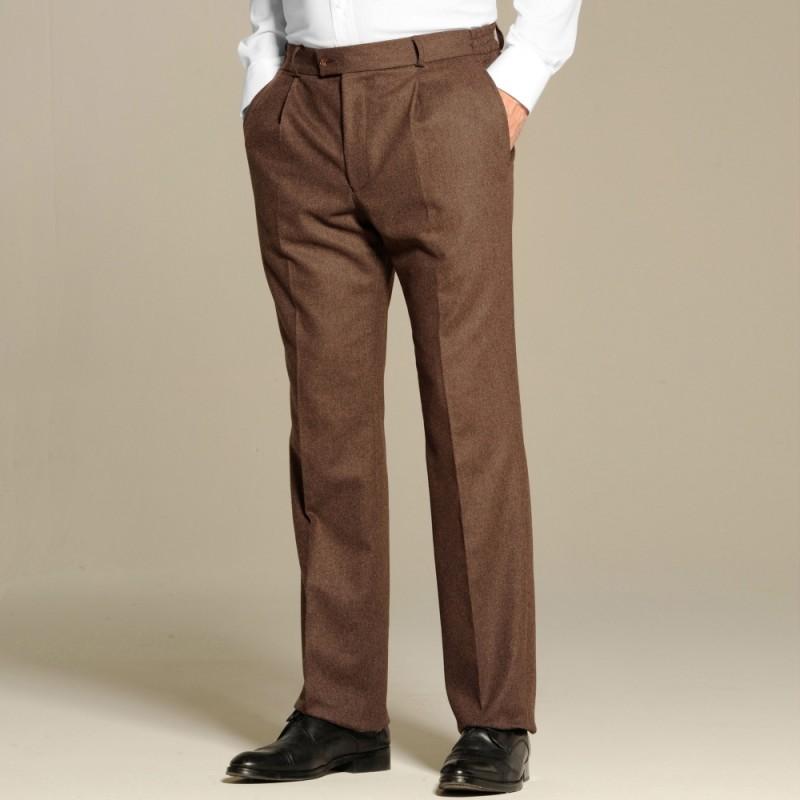 Kalhoty s elastickým pasem