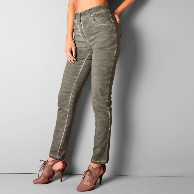 Kalhoty zúžený střih