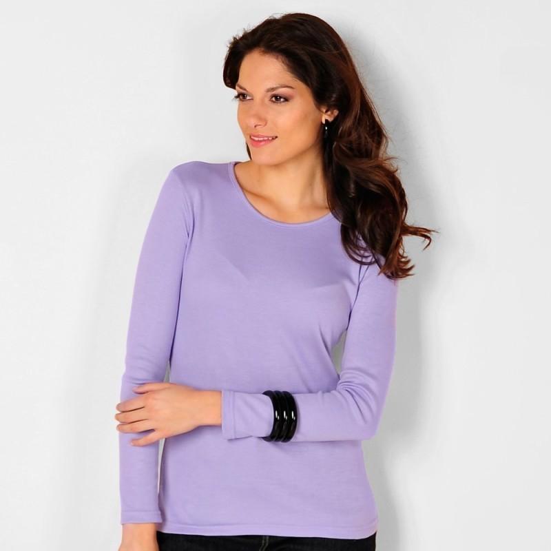 Tričko s dlouhým rukávem - Courtelle