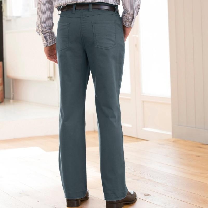 Nohavice s 5 vreckami,dĺžka nohavíc 77cm
