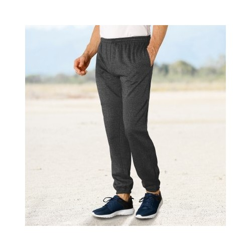Kalhoty meltonové