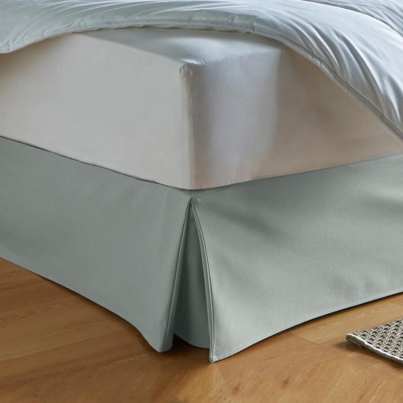 Praktický dekorační povlak na boky postele