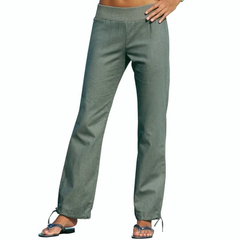 Ľanové nohavice