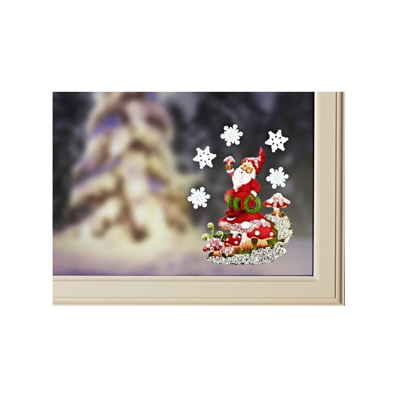 Obrázok na okno Vianočný trpaslík