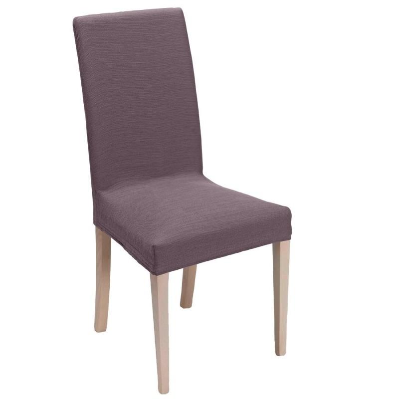 Pružný potah na židle