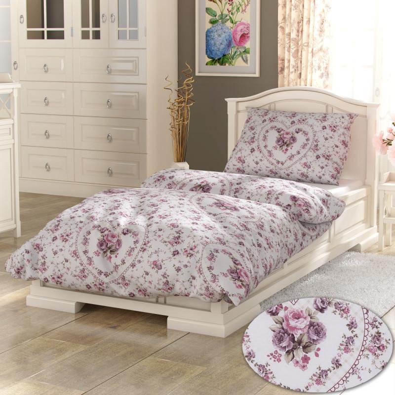 Obliečky bavlna Provence - Spring rose