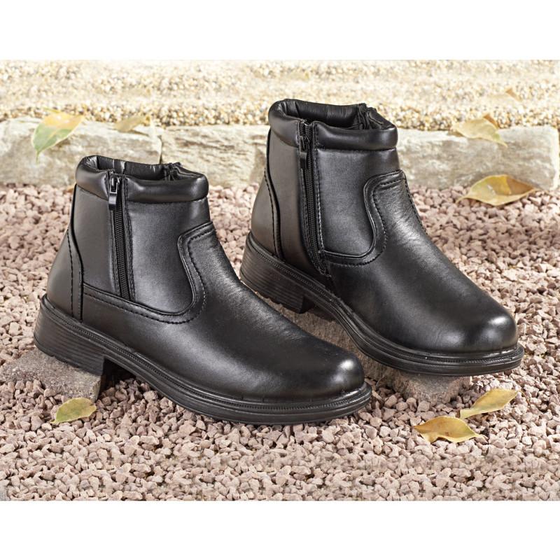 Kotníkové boty Jan