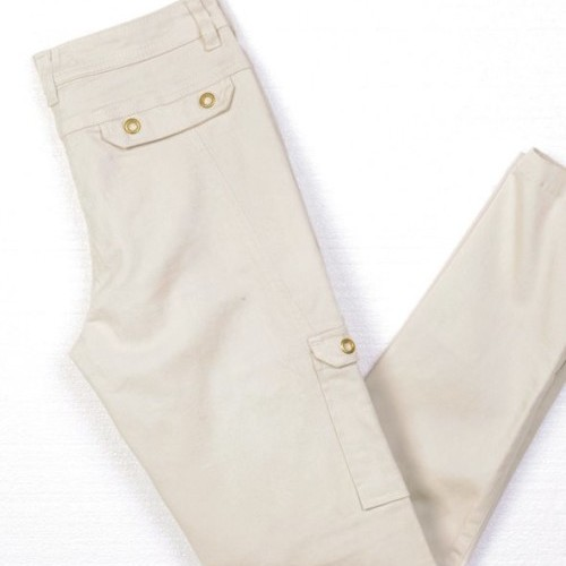Nohavice s vreckami