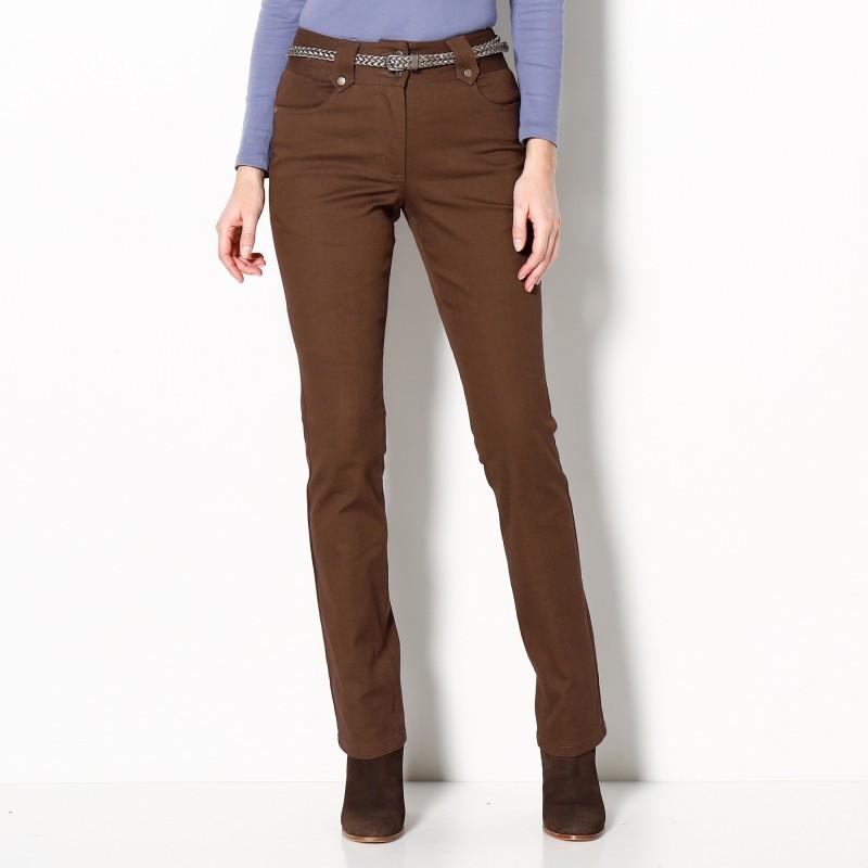 Kalhoty s vysokým pasem, vn. Délka 75cm