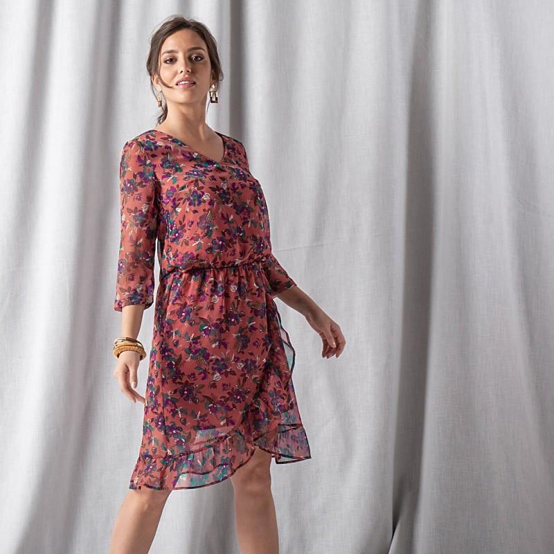 Volánovej šaty