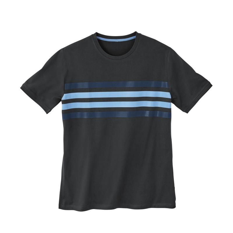 Pyžamové tričko s krátkymi rukávmi