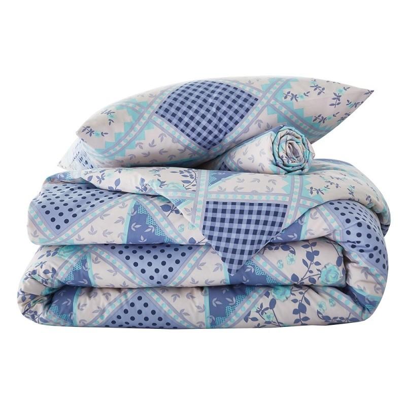 Obliečky Flavie, polyester-bavlna