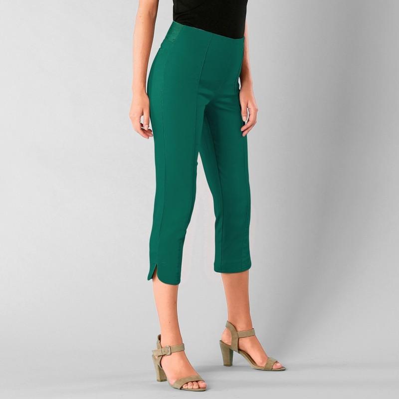 Tvarující korzárské kalhoty