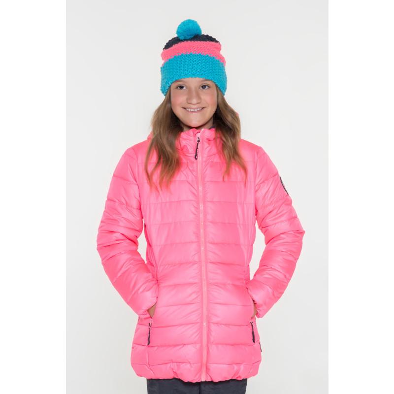 Dívčí jednobarevná bunda Sam 73