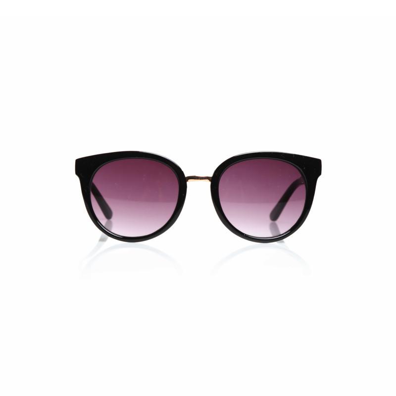 Slnečné čierne okuliare