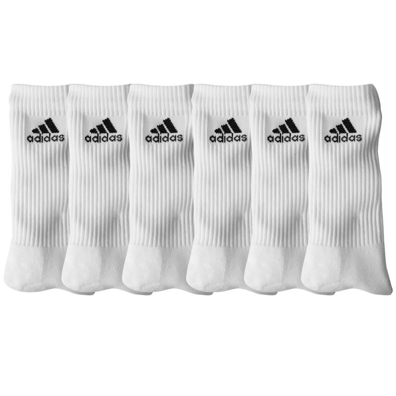 Ponožky adidas 6 párů