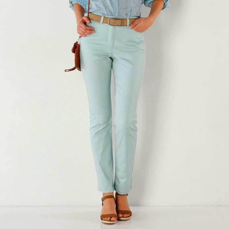 Kalhoty pro menší postavu