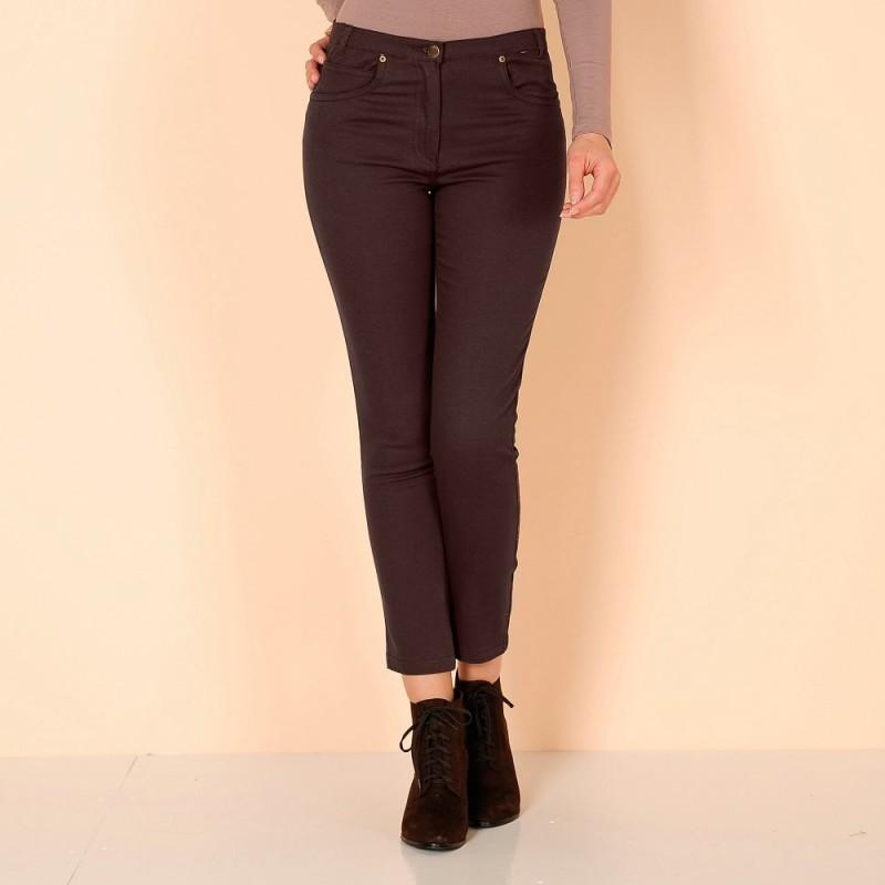 Tvarující kalhoty s 5 kapsami