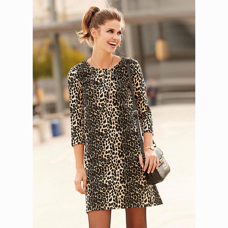 Krátké rozšířené šaty