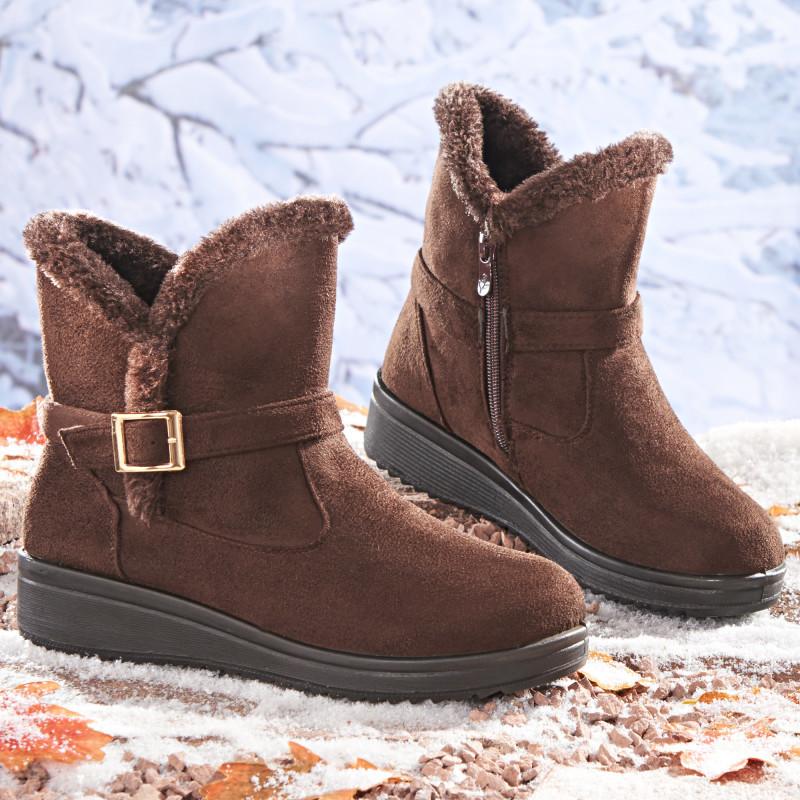 Kotníkové boty Patricie