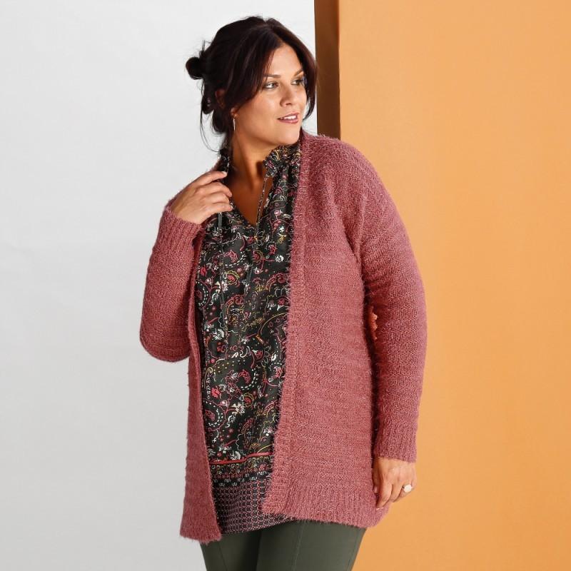 Jemný sveter