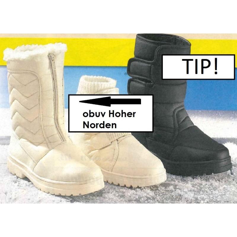 Zimná obuv   béžová 37