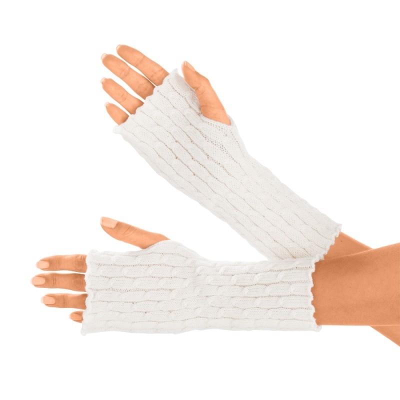 Rukavice bez prstov, pár
