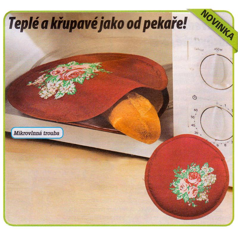 Vrecko na ohriatie pečiva