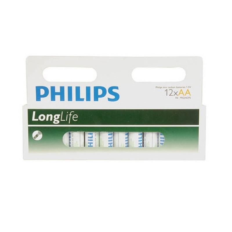 Philips AA batérie, 12 ks