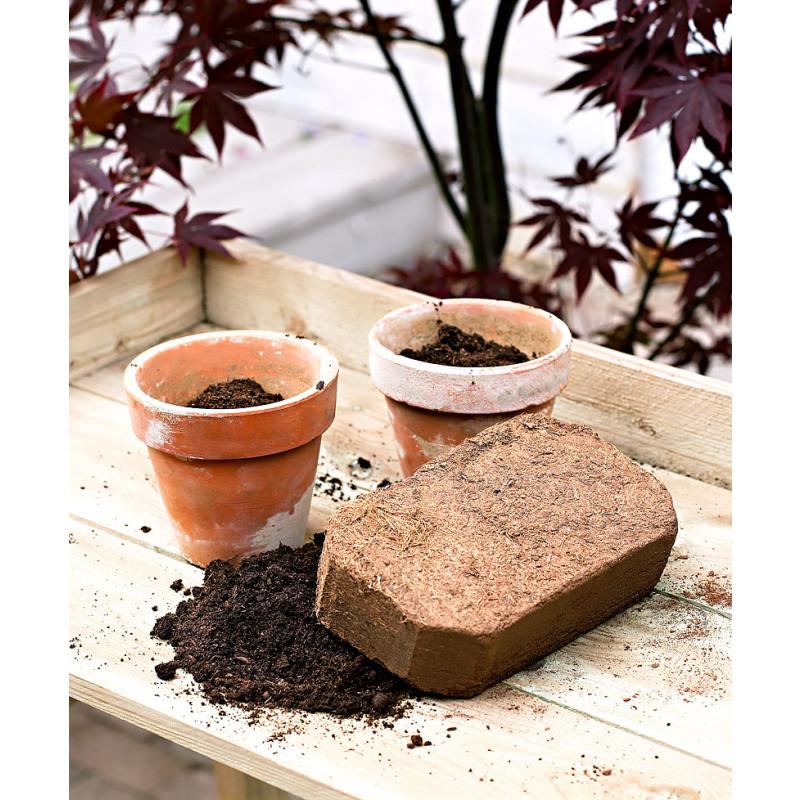Bakker  Lisovaná zemina do kvetináčov