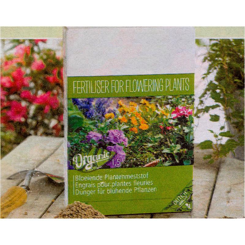 Hnojivo na kvetoucí rostliny