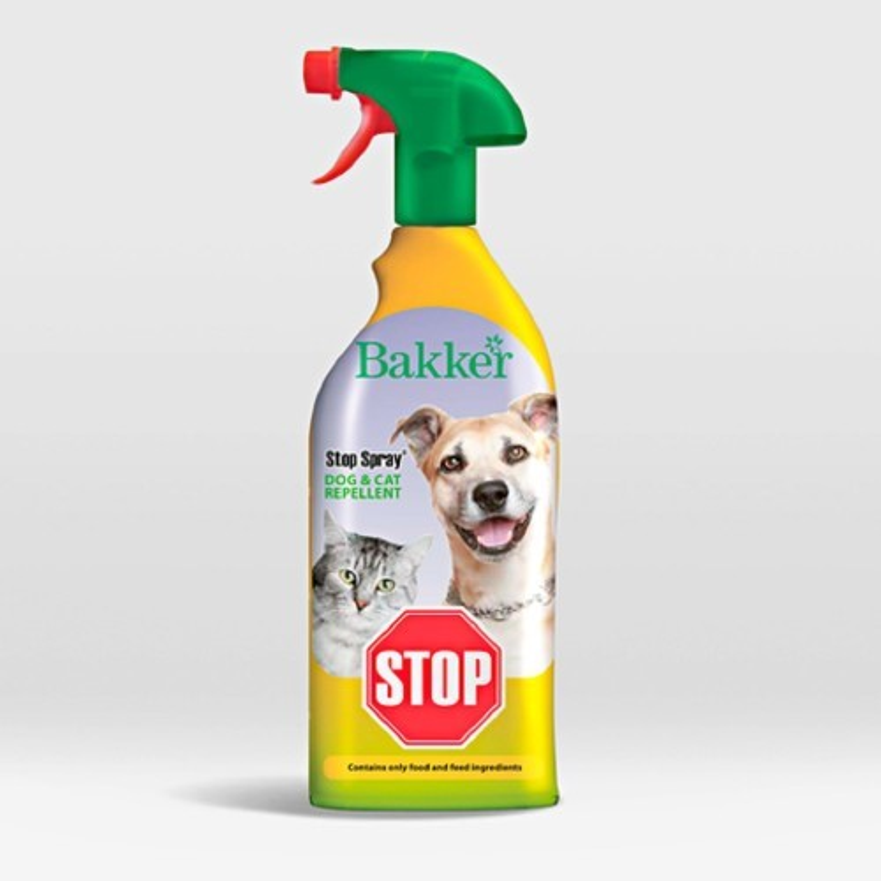 Bakker Prostředek proti psům a kočkám