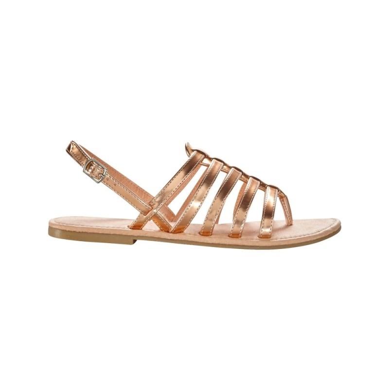 Remienkové dámské sandály