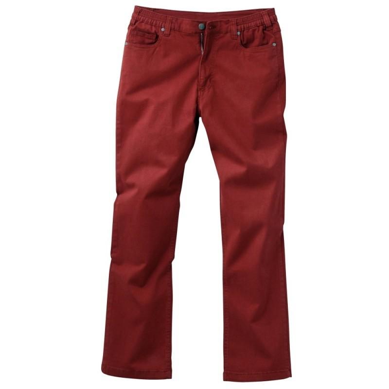 Twillové nohavice rovného strihu