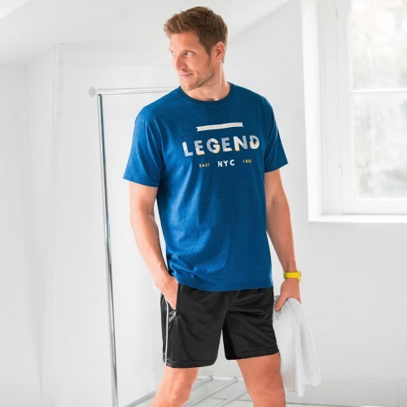 Tričko s potlačou Legend