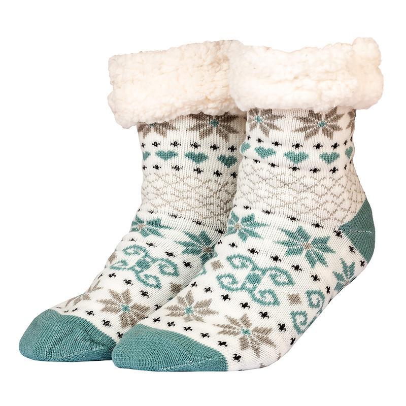 Ponožky zimní Hvězdy