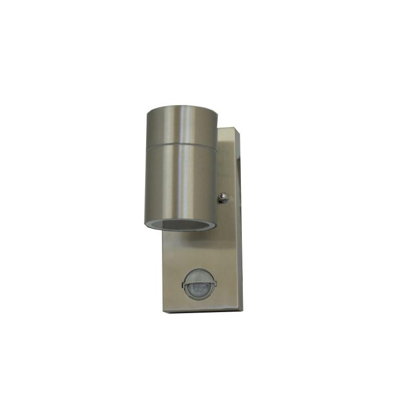 Venkovní nástěnná lampa se senzorem