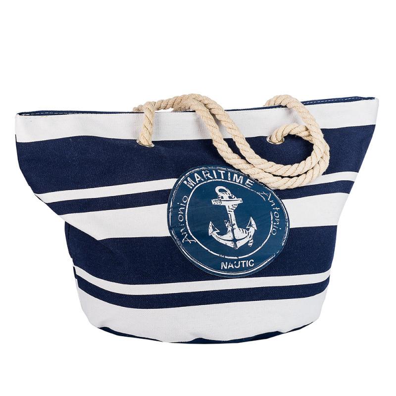 Letná značková taška Antonio s námorníck
