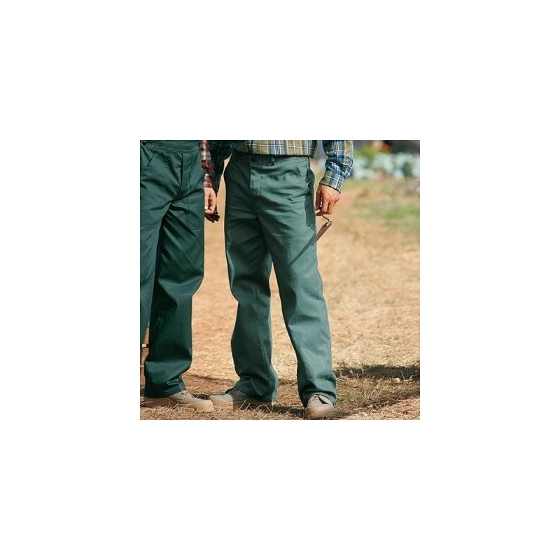 Pracovné nohavice, polycoton, 2ks