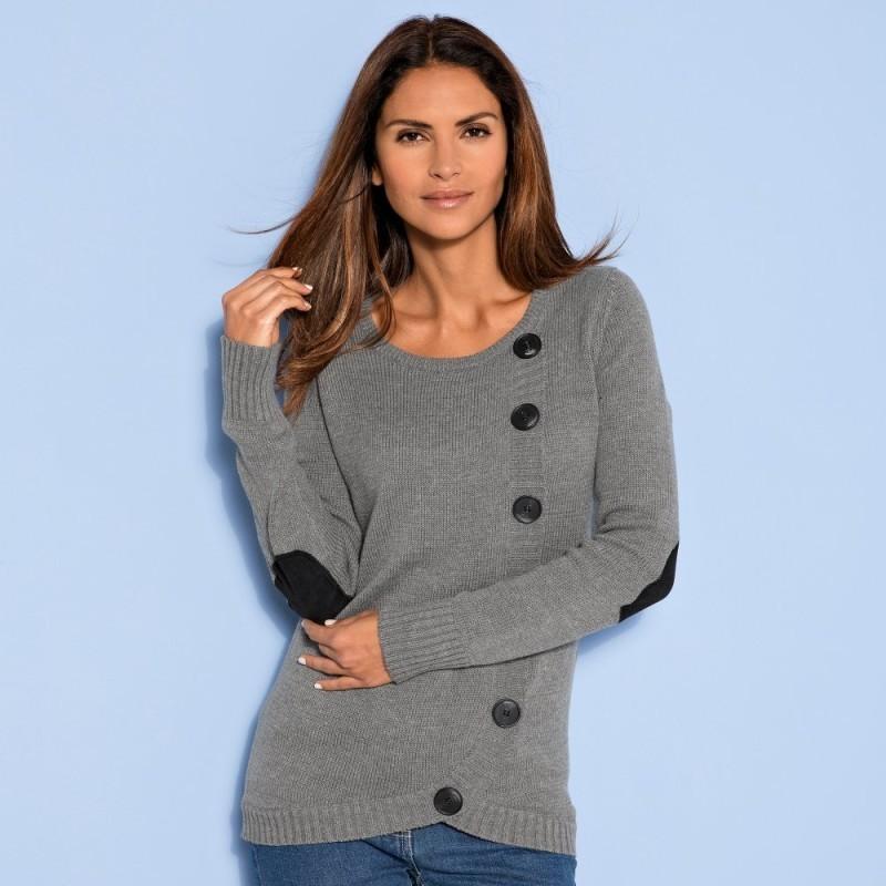 Asymetrický pulovr