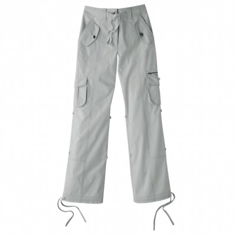 Kalhoty ohrnovací