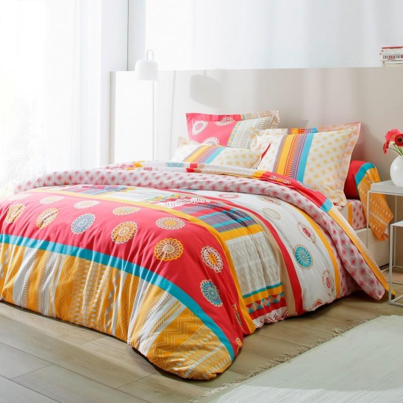 Posteľná bielizeň Zazy, polyester-bavlna
