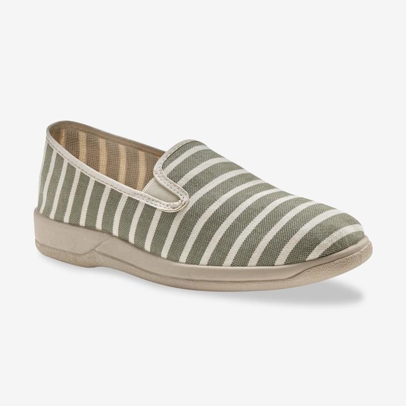 Domáca obuv s gumičkami