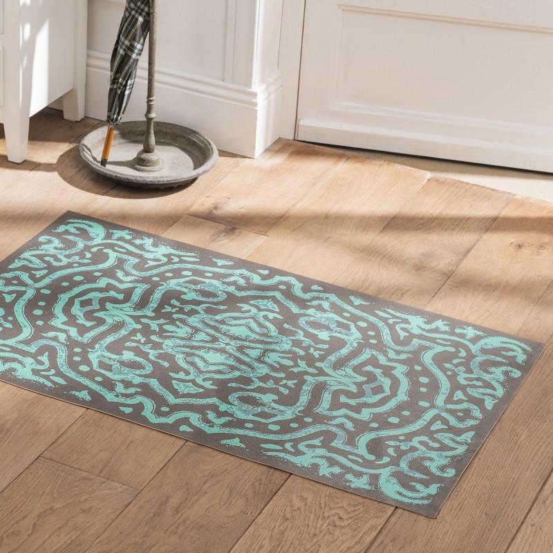 Vinylový koberec v bohémském stylu