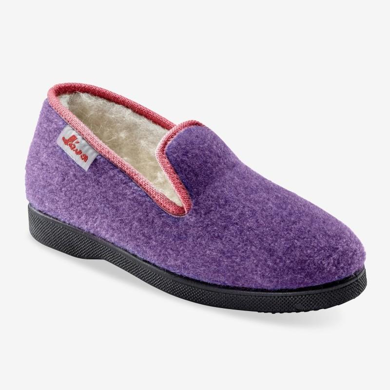 Zateplené papuče