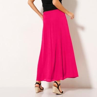 Dlouhá propínací sukně