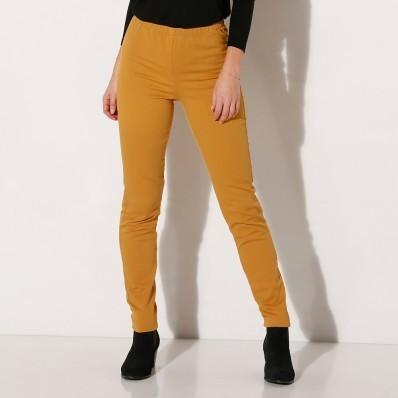 Strečové džegíny, vnitřní délka nohavic